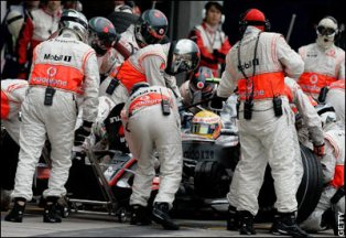 McLaren Team